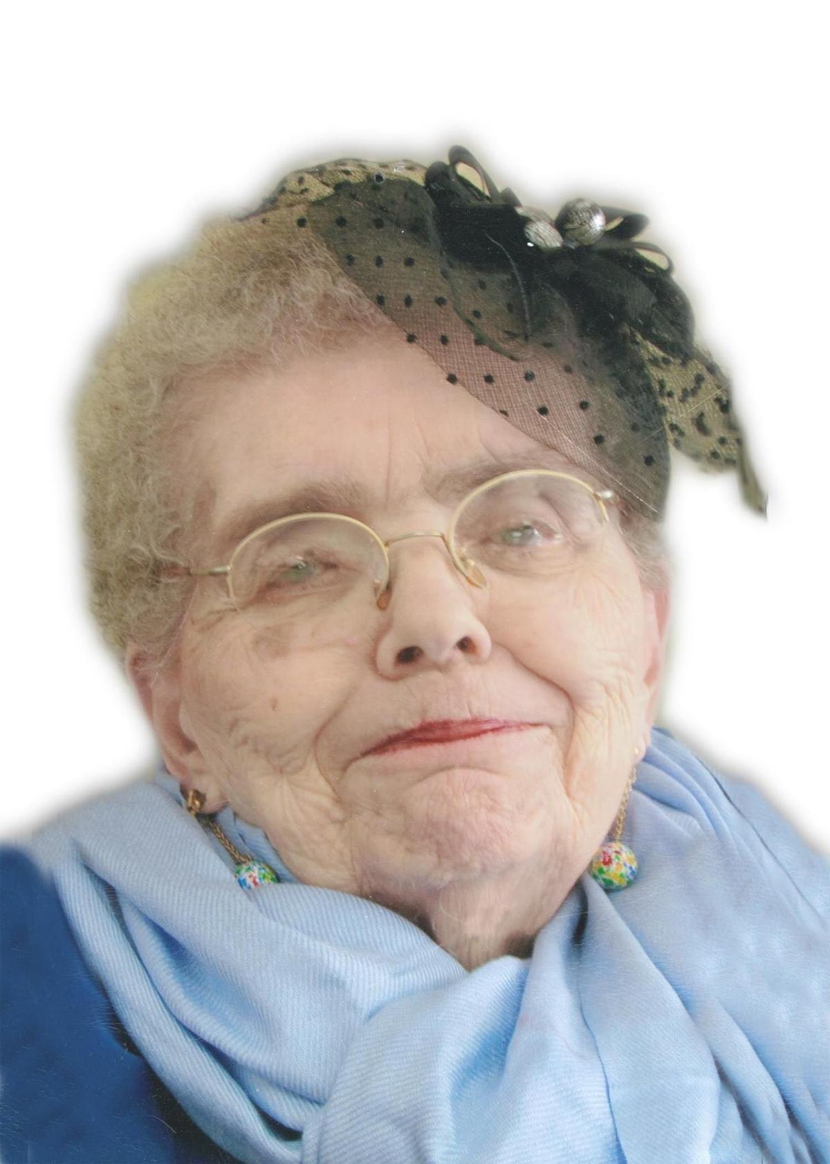 Evelyn June Noble