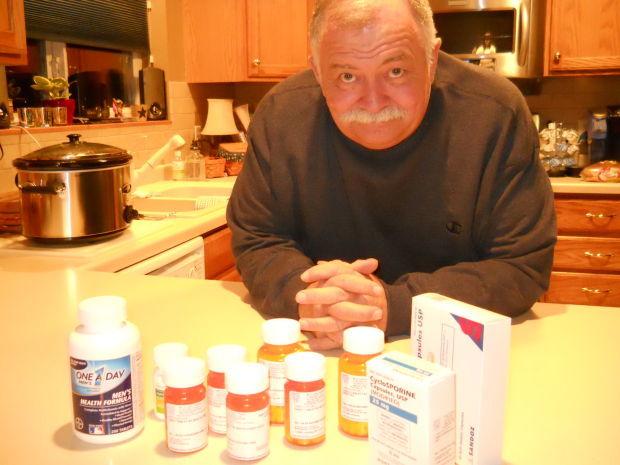 Cliff Lang's pills