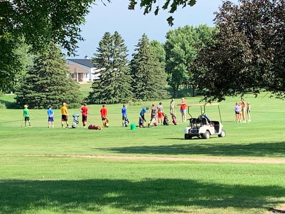 Britt Golf Course -1