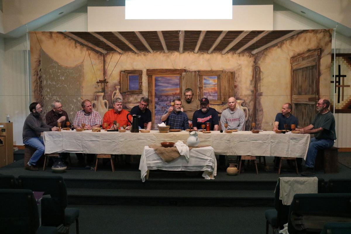 PKLS - The Living Last Supper