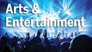 Arts & Entertainment weblogo