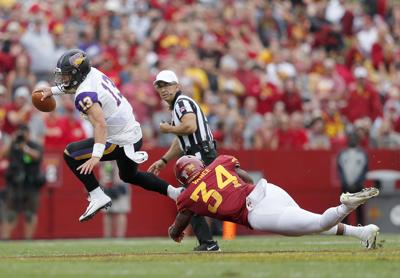 N Iowa Iowa St Football