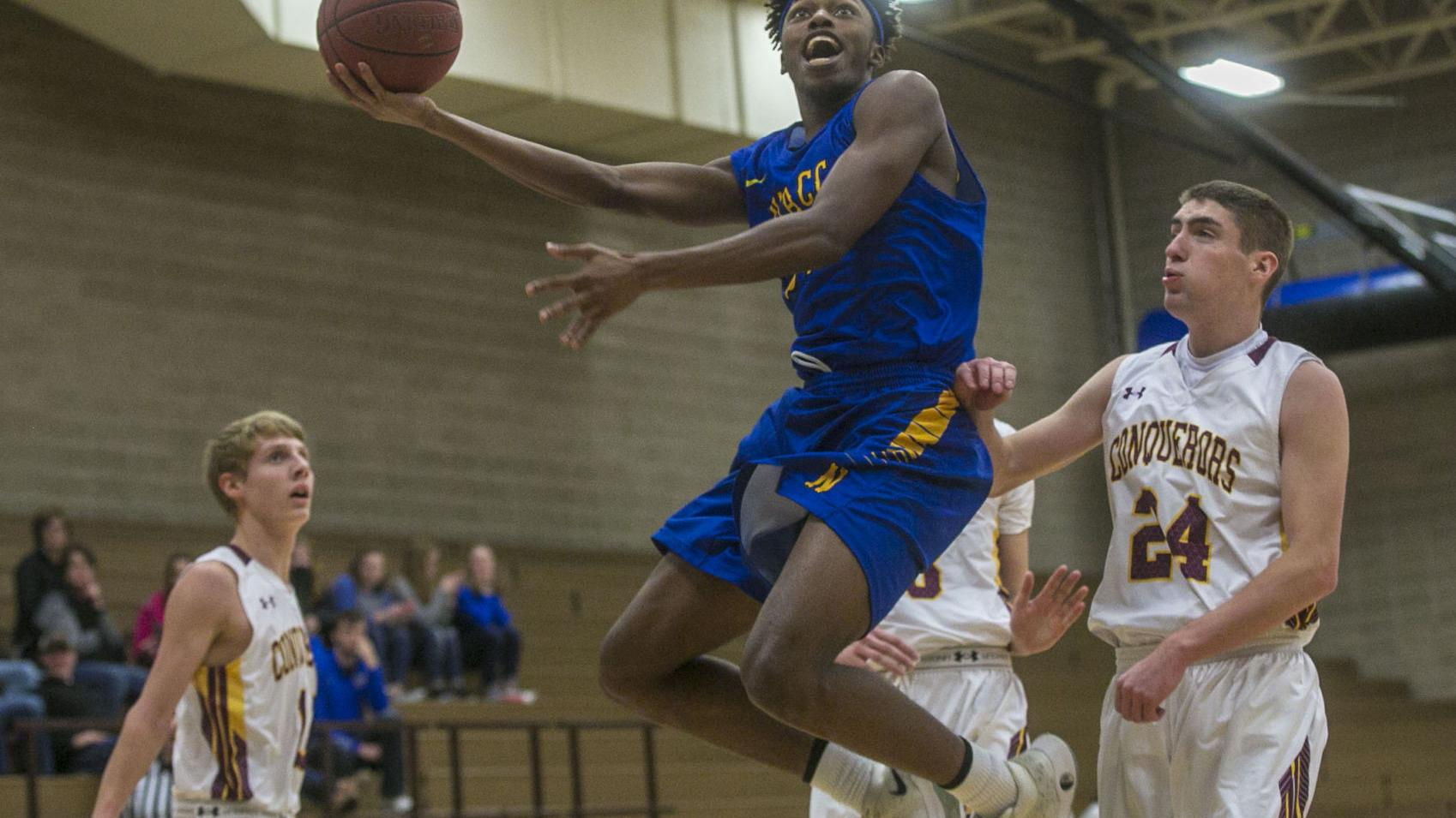 niacc runs over aflbs in final game before break north