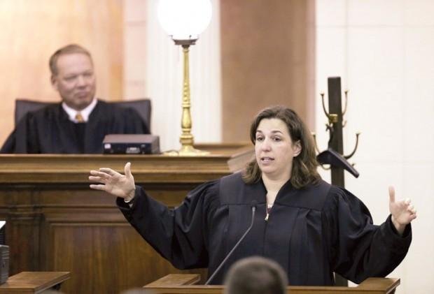 Federal Judge Rose