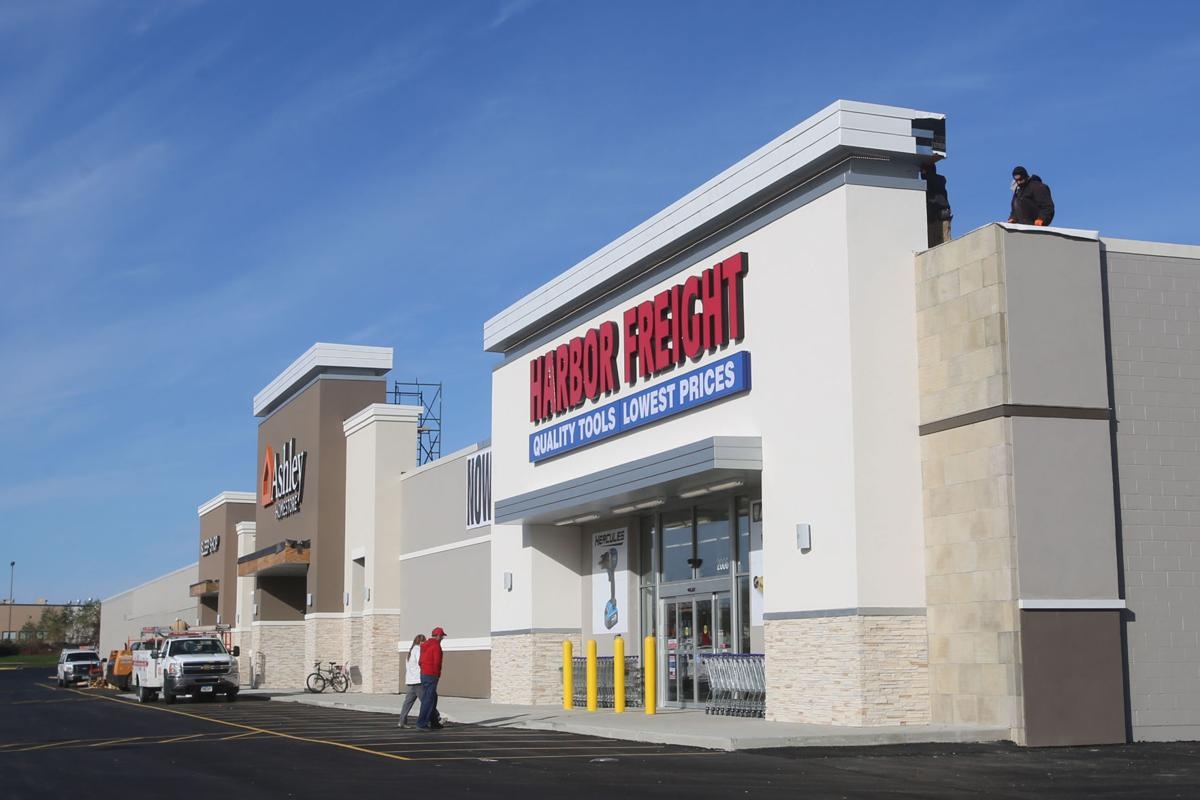 Harbor Freight Now Open In Mason City Ashley Furniture To Mid November