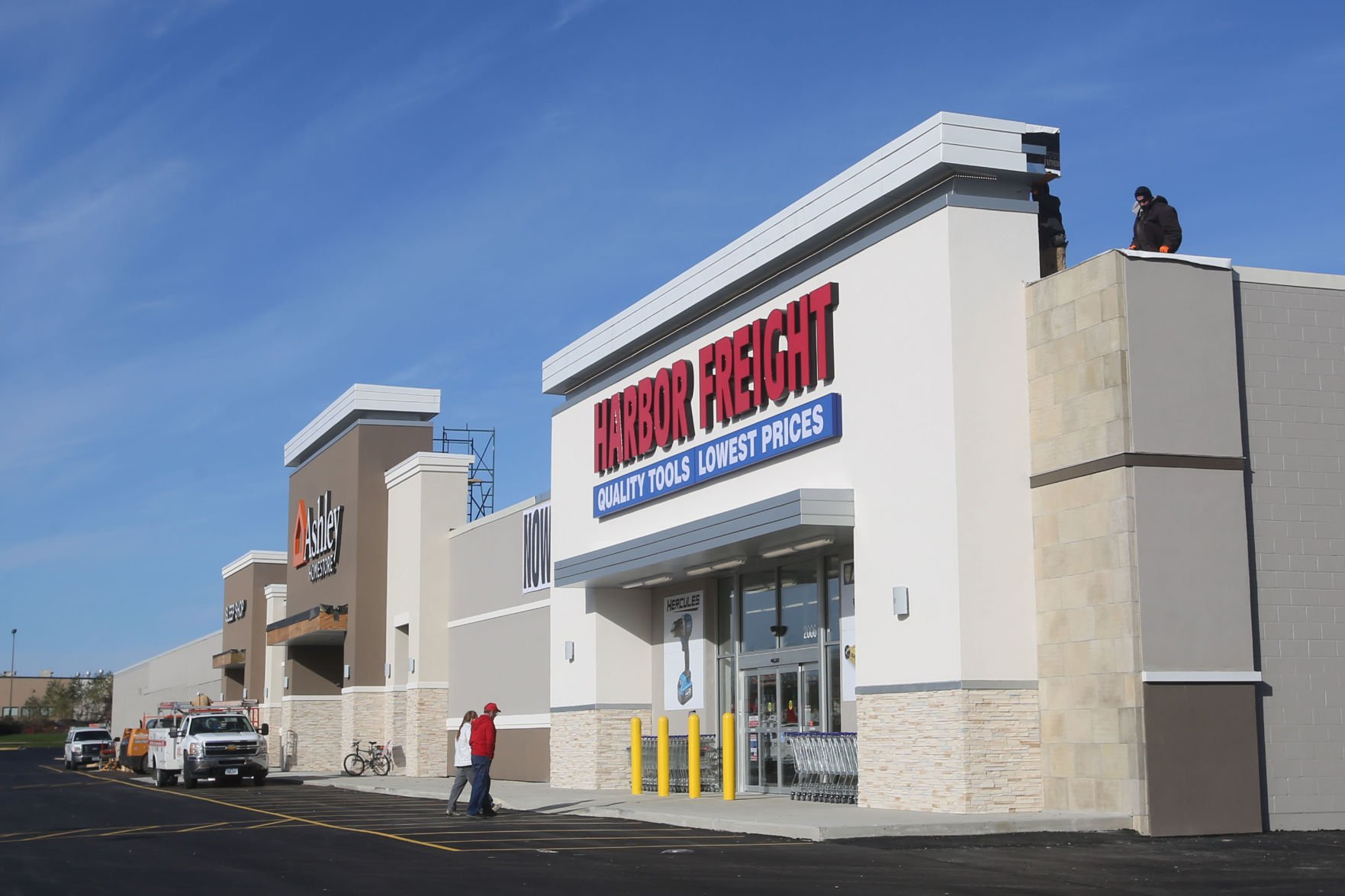 Harbor Freight Now Open In Mason City, Ashley Furniture To Open Mid November