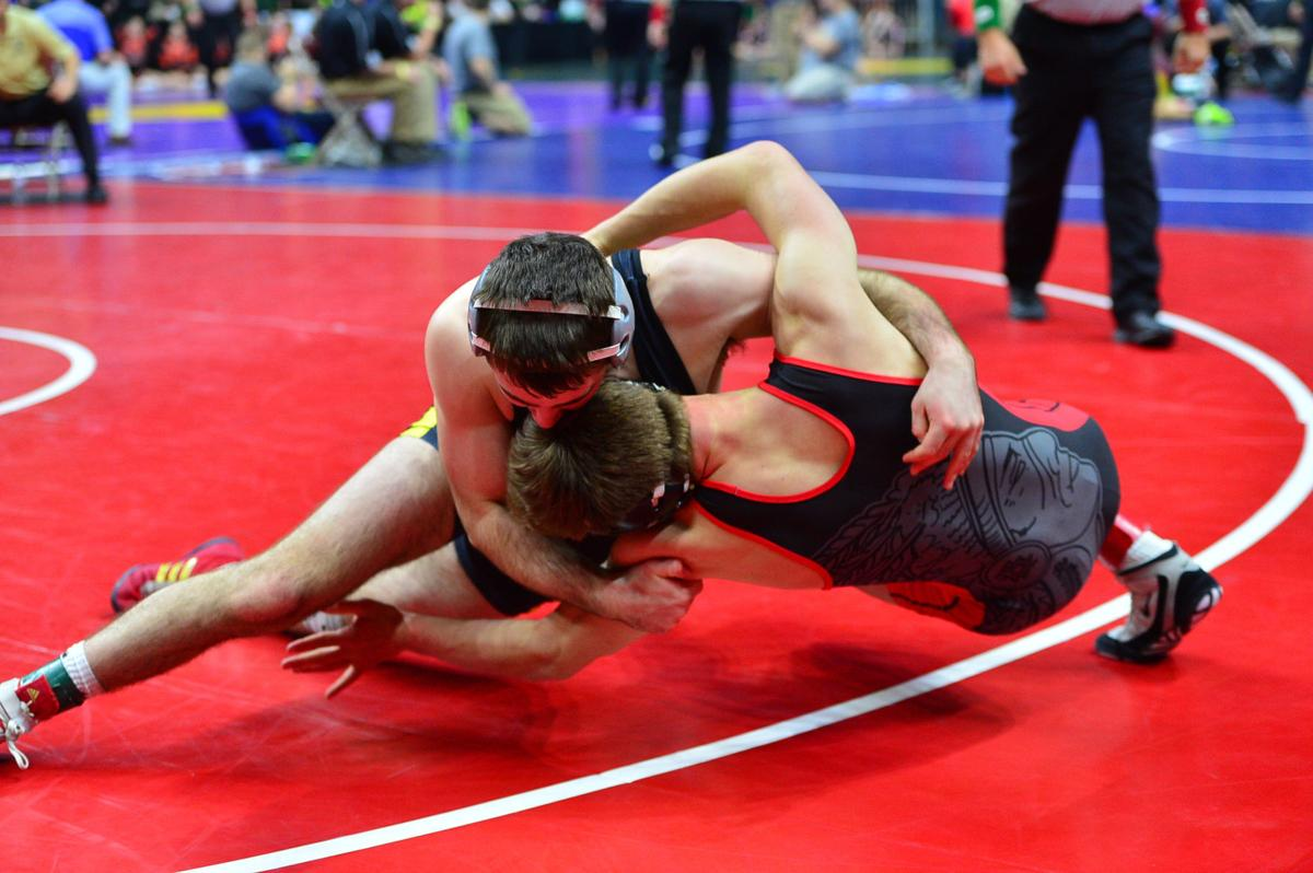 State Wrestling Friday 1AQ - 3AS 38