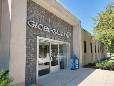 Globe Gazette building
