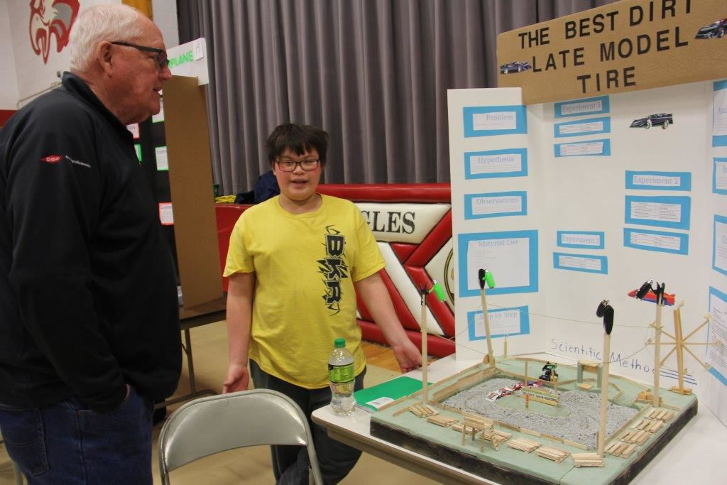West Hancock Science Fair
