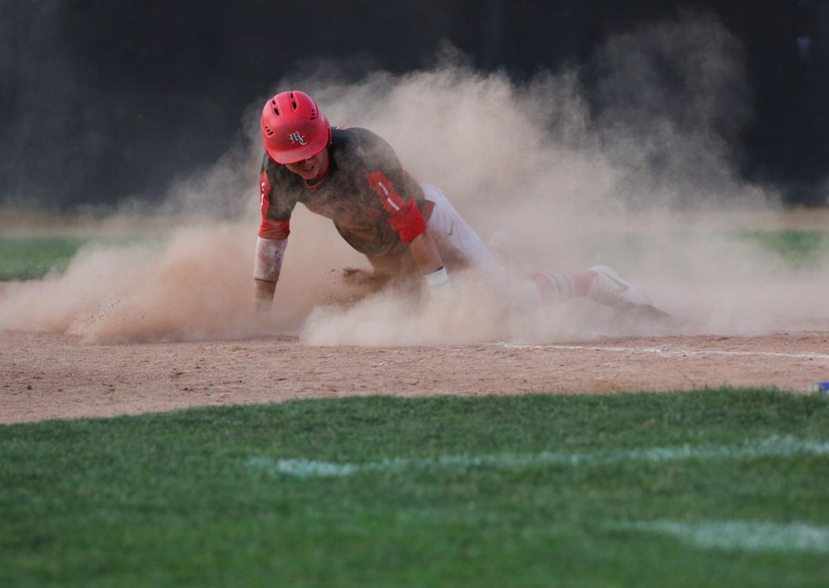 Mason City vs Ankeny baseball, 07-22-2019