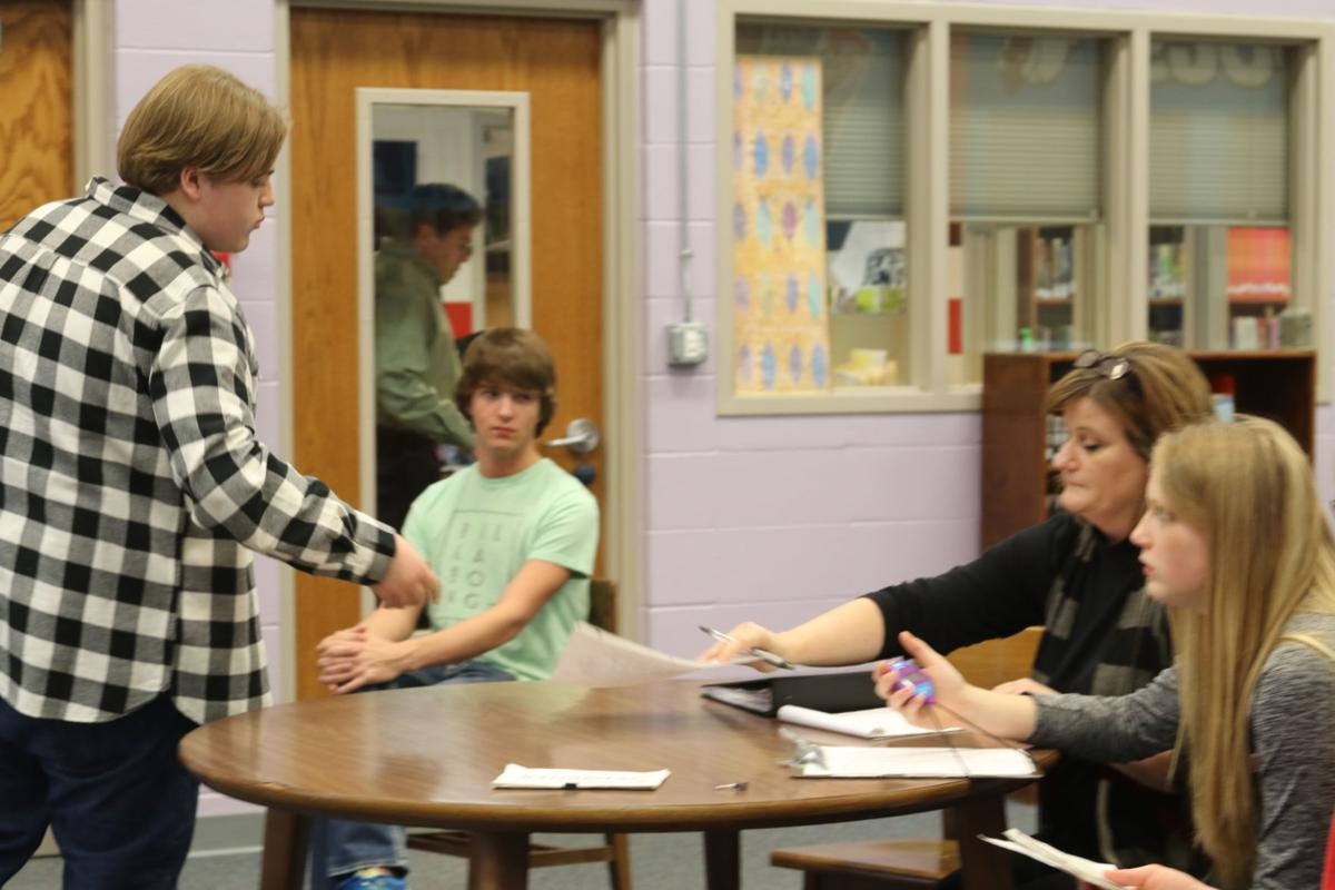 HD Mock trial team heads to state competition