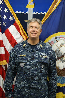 Master Chief Jeff L. Huemann