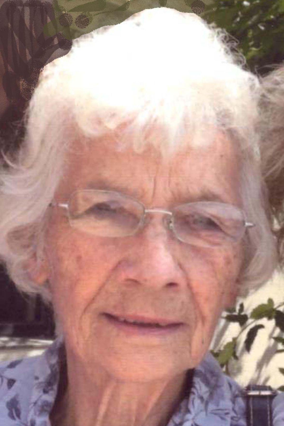Beverly Anne Wedeking