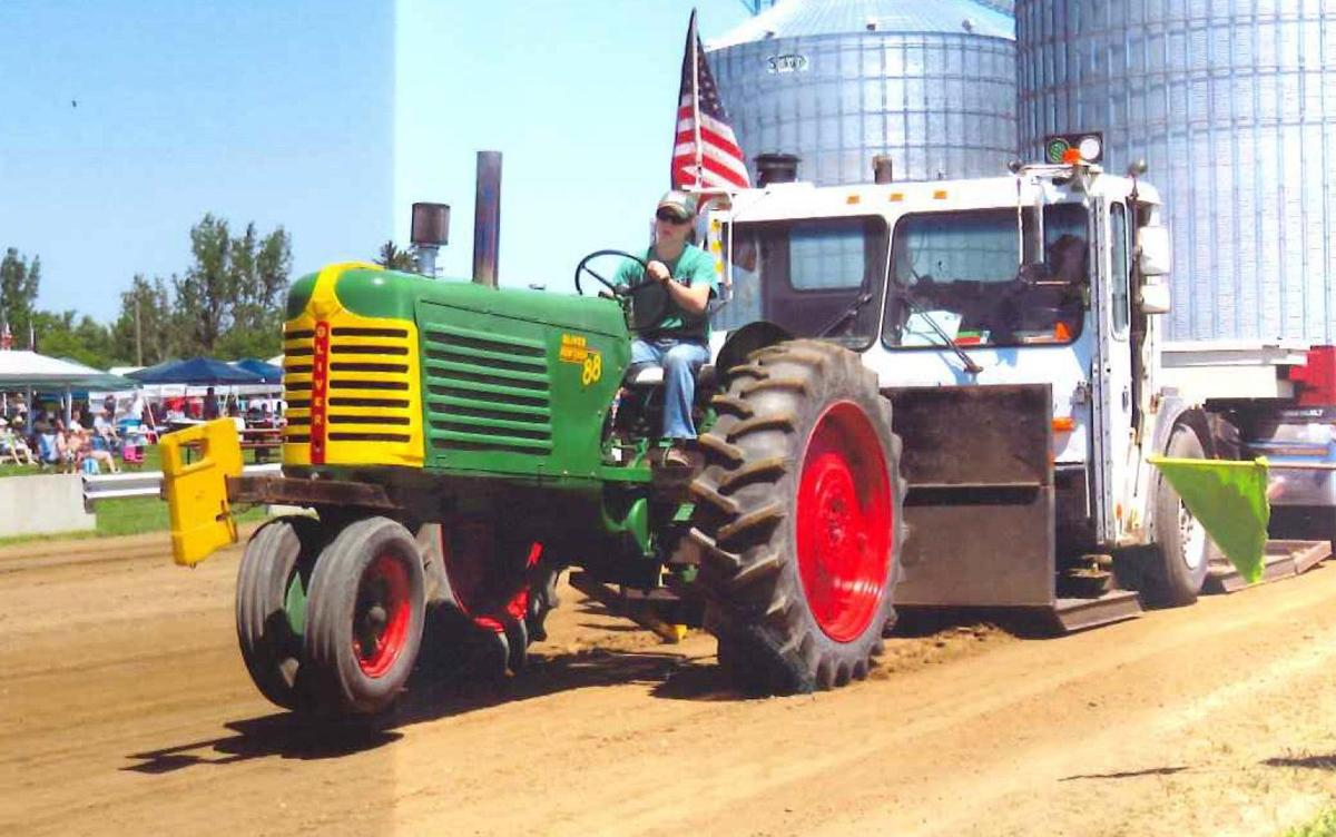 Mcintire Tractor And Truck Pull Results Sports