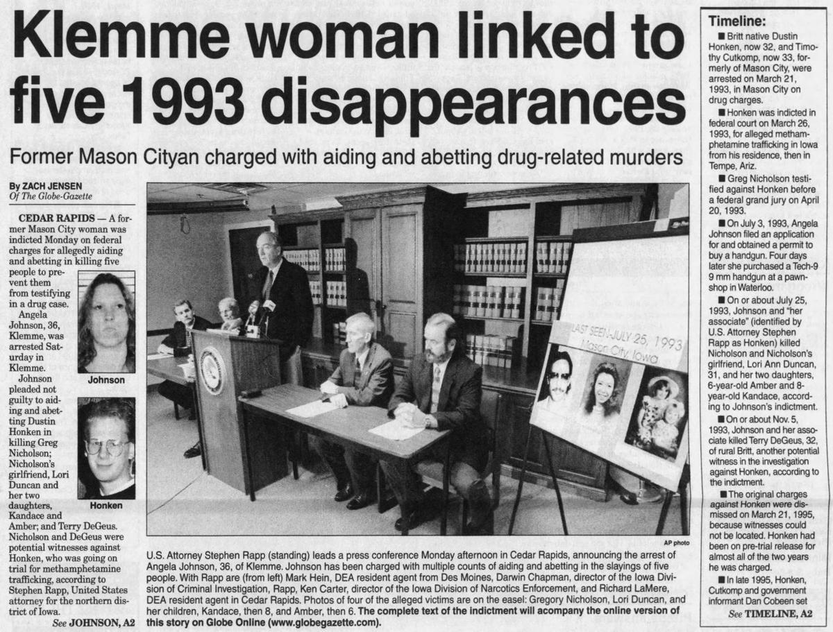 1993: Mason City, Iowa
