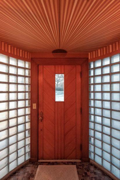 Mason City Family S Art Deco Home Has Vintage Flair
