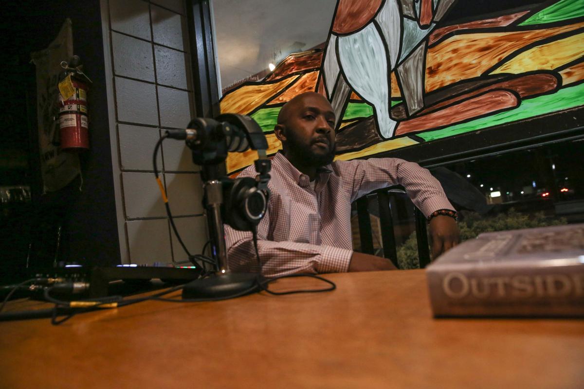 Erick Nganyange - civil rights podcast 2