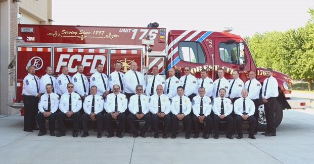 Forest City Fire Department