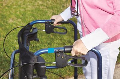 Assistive devices help people remain mobile
