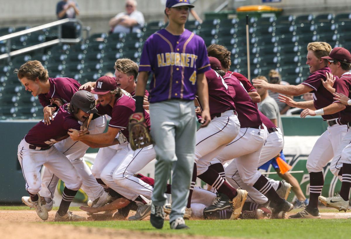 State baseball final