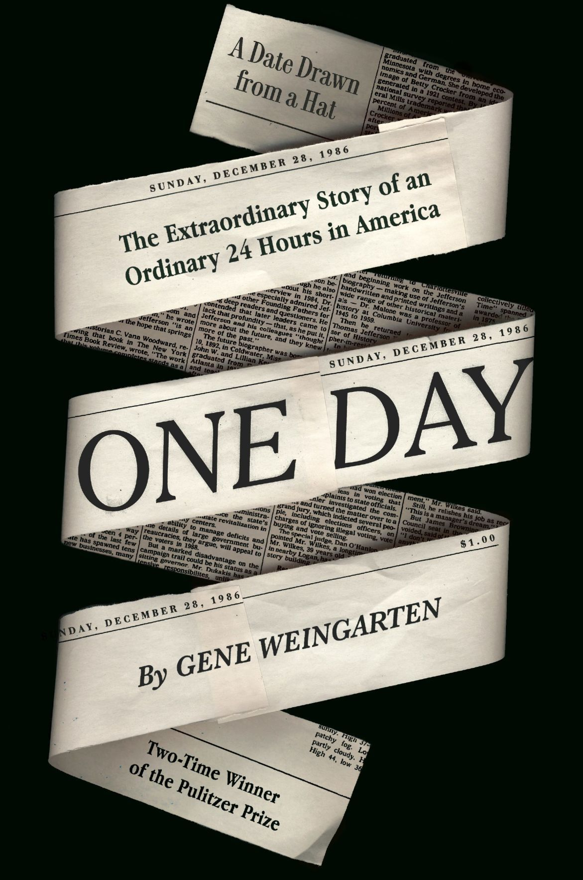 "'One Day"" book cover"