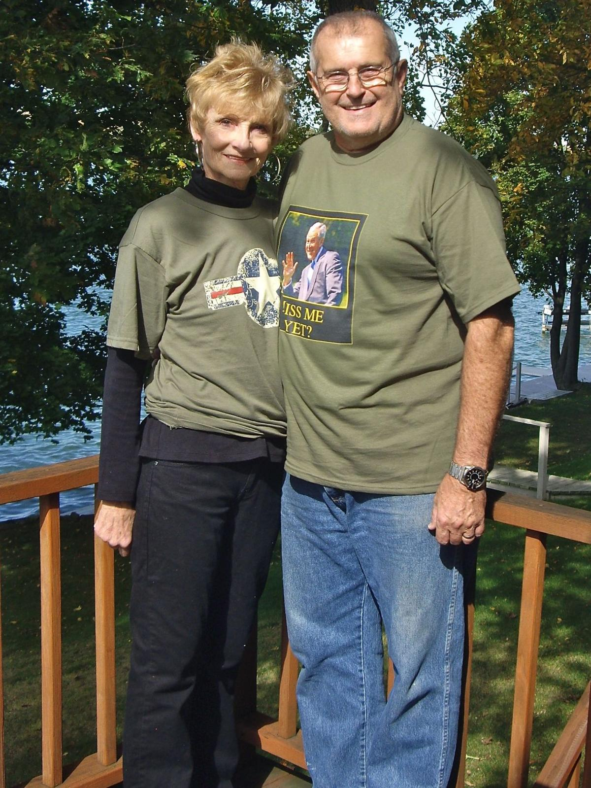 Ron and Judie Richtsmeier