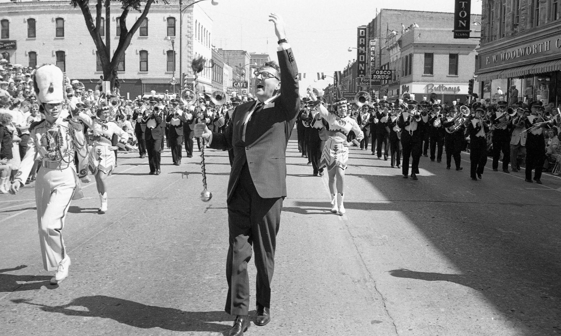 1962 Band Festival