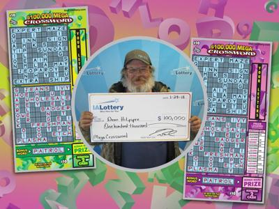 IA Lottery Dean Hilpipre