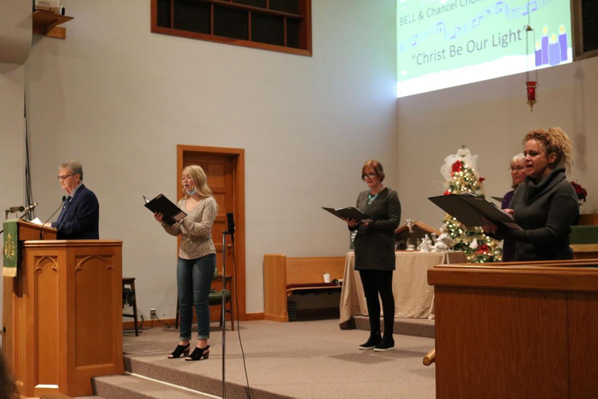 Pre-recording of UMC Sunday Service