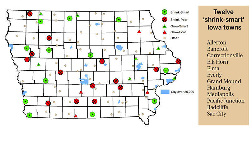 In Iowa Population Declines Don T Always Reflect Quality