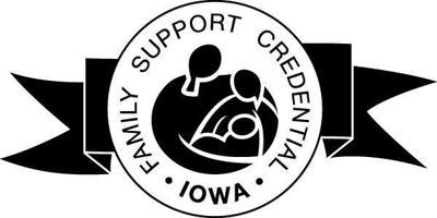 Iowa Family Support logo