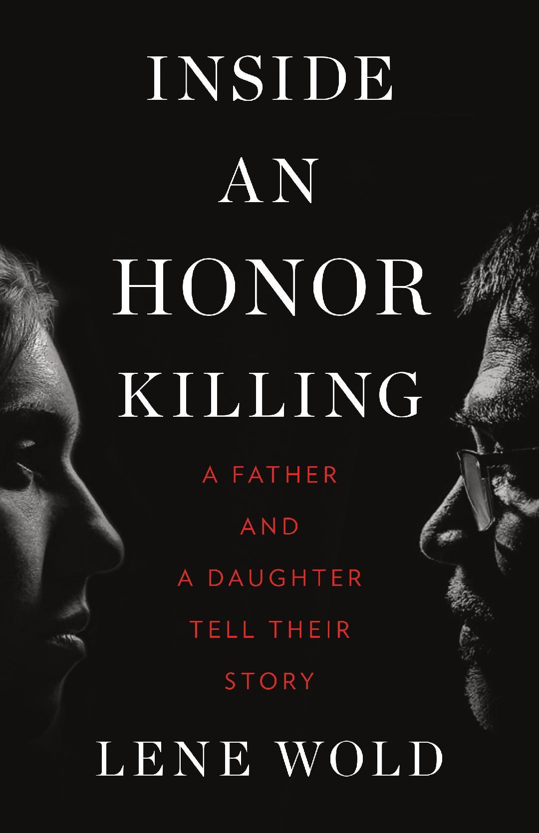 Inside an Honor Killing book cover