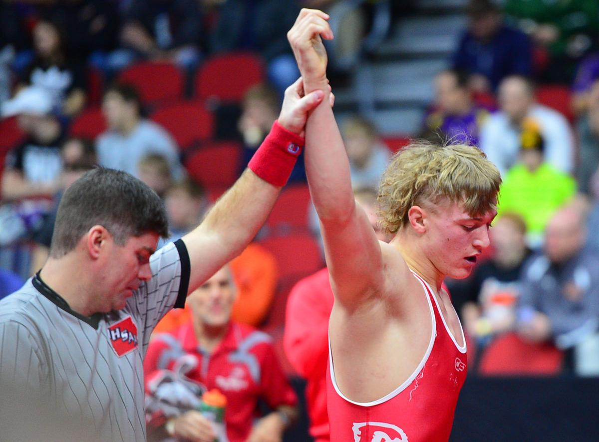State Wrestling Friday 3A-1A 24