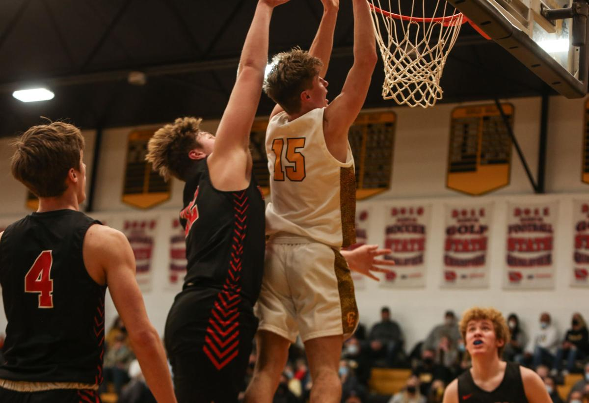 Clear Lake boys basketball vs H-D-C 02-22-21 - Schmitt