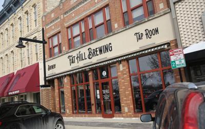 Progress 2021 - Mason City restaurants - Fat Hill Brewing