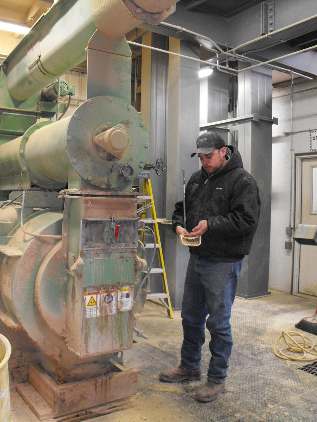 Riceville industry climate continues to grow despite