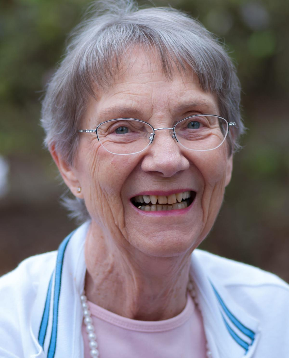 Doris Bee (Albertson) Bateson
