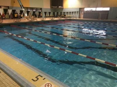 Middle school pool