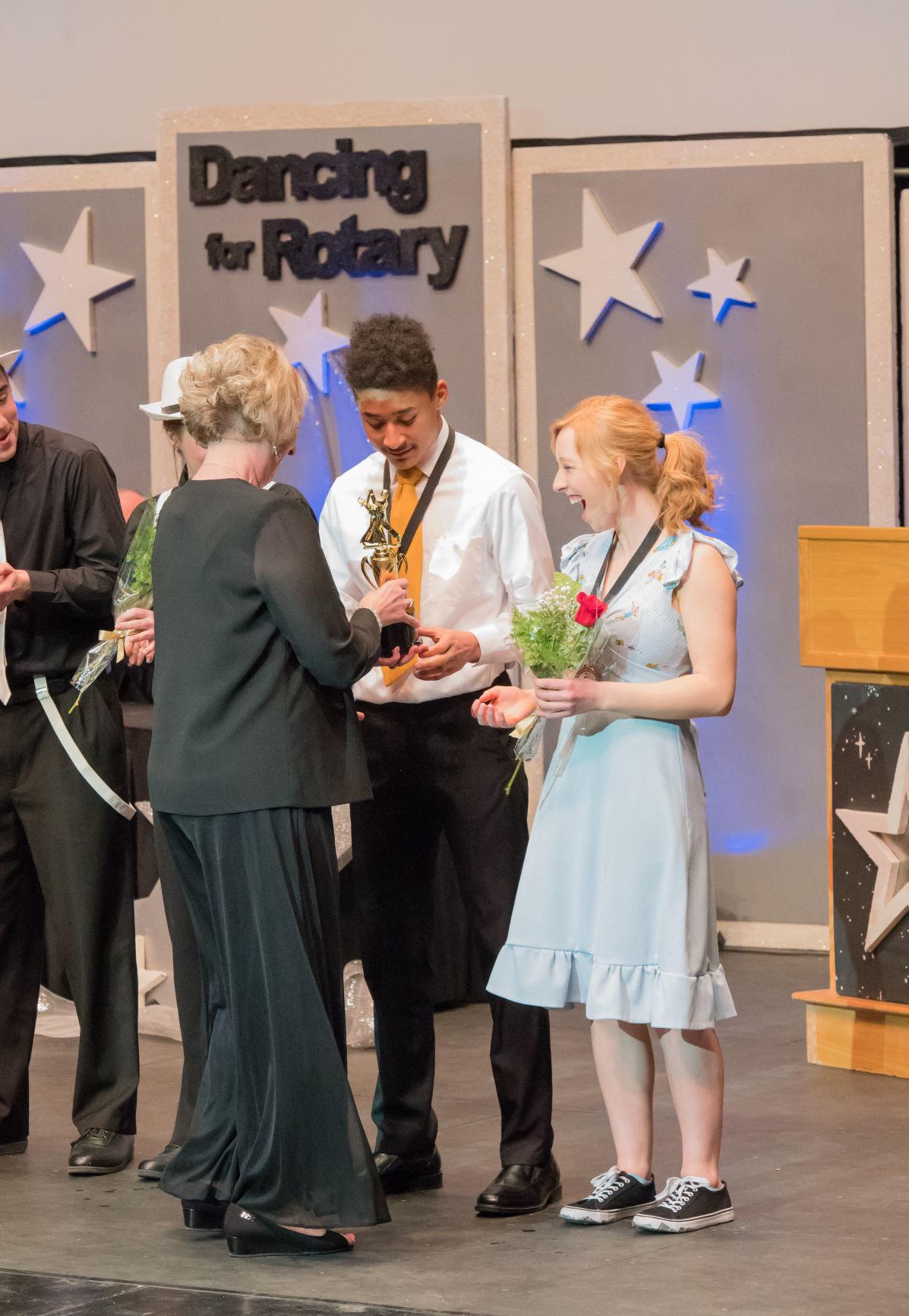 Rotary Dance 4