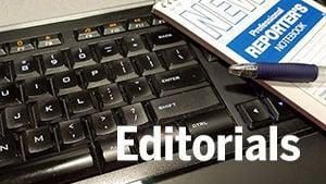 Editorials weblogo