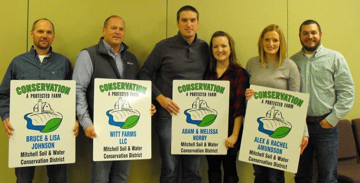 Conservation awards 1