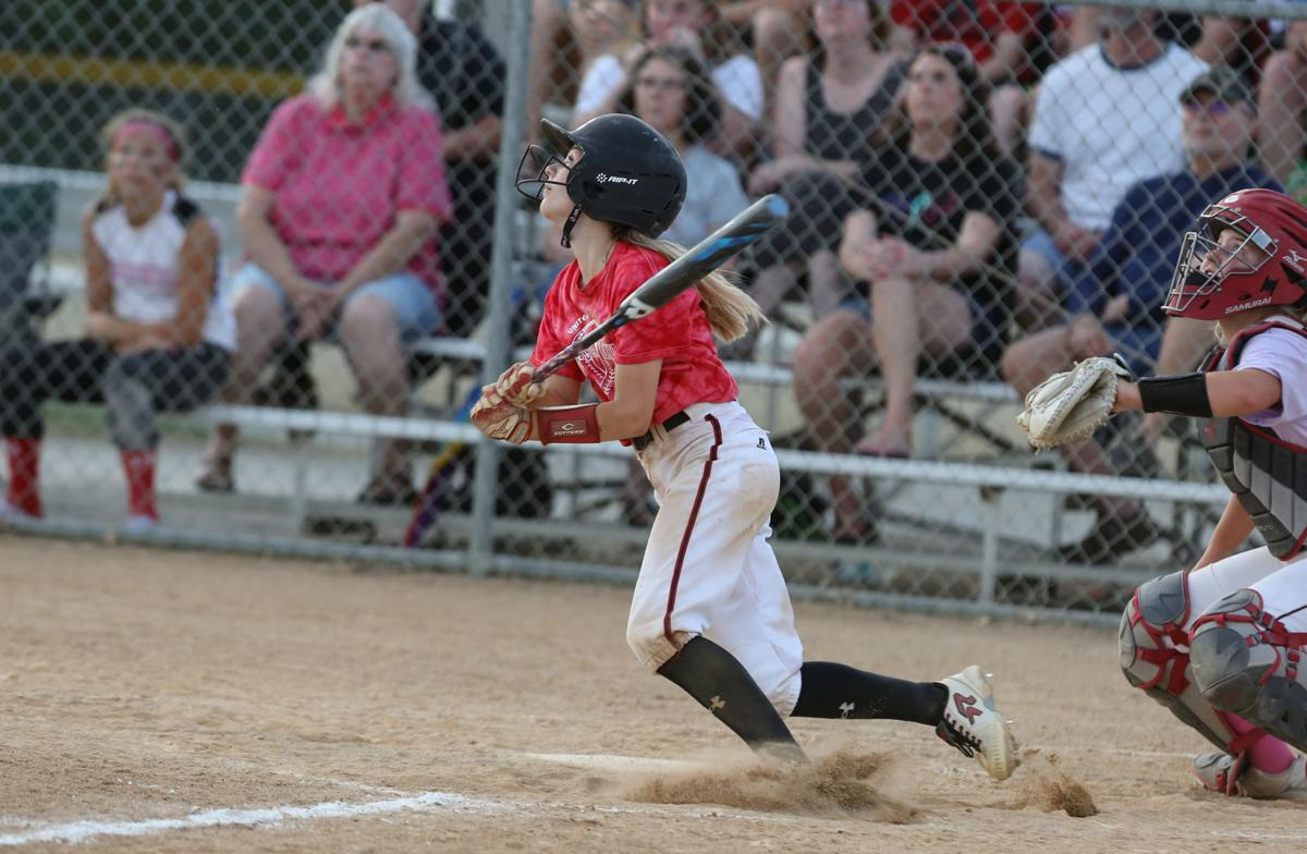 MCHS vs Newman softball - Fiser