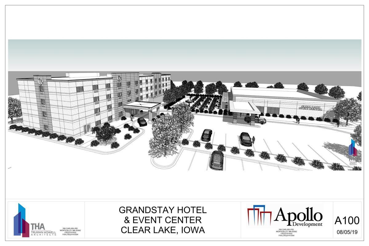 Grandstay Hotel  Event Center