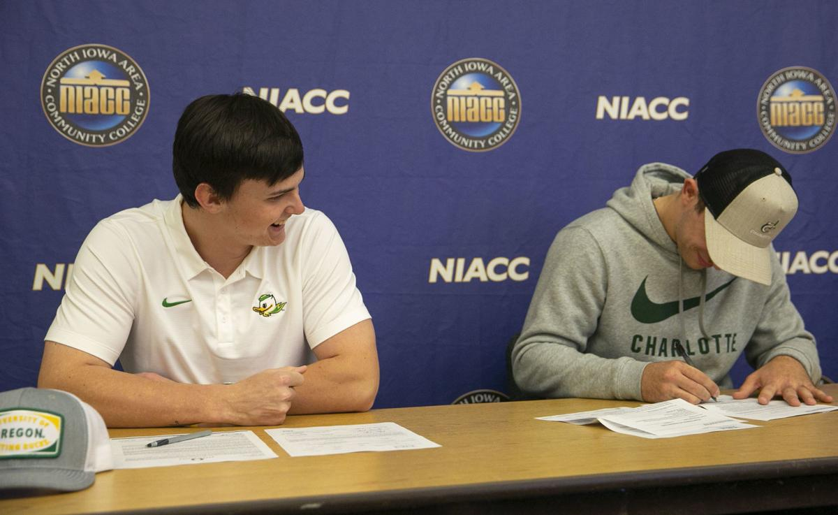 NIACC Signings 1