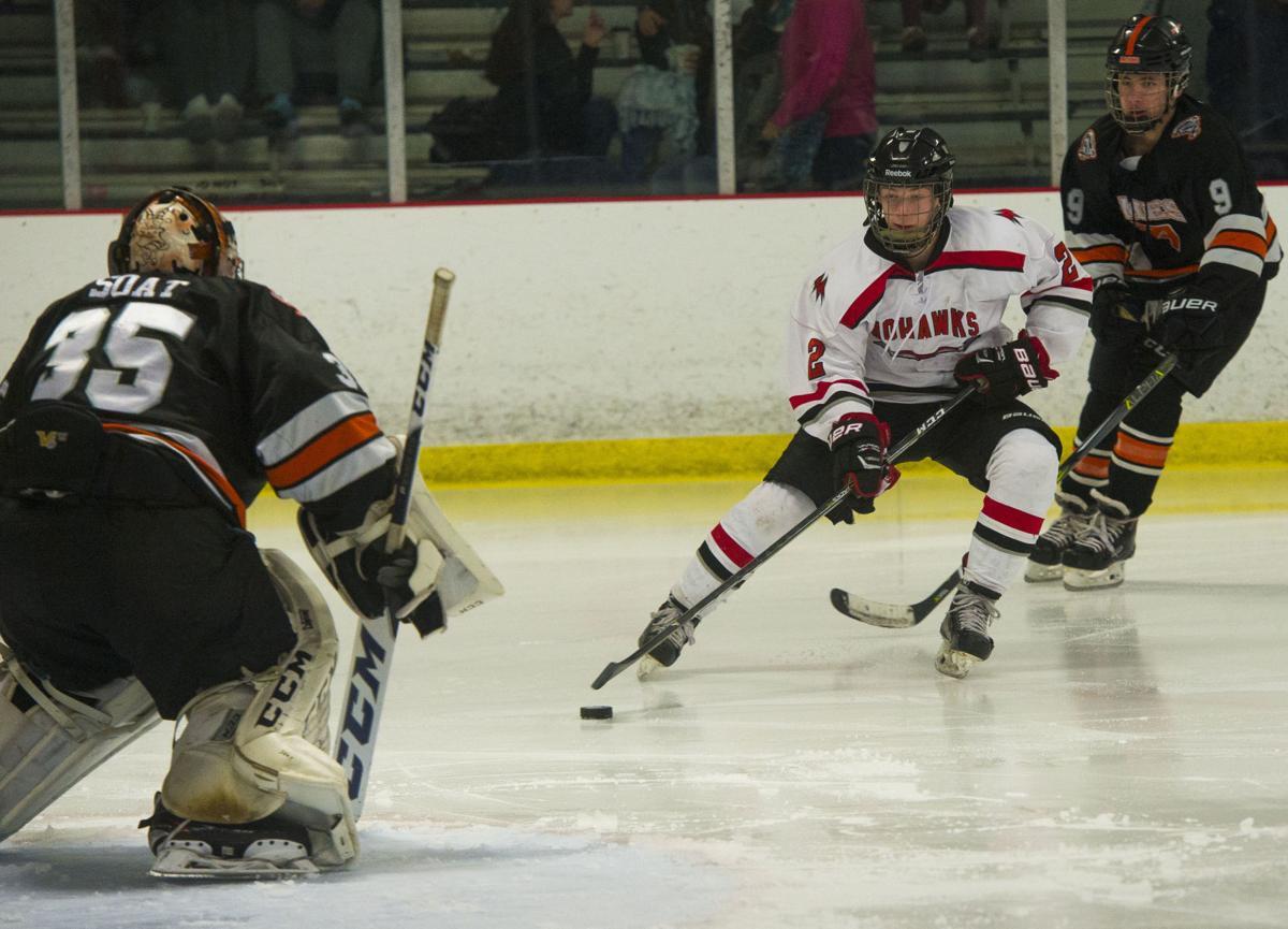 Hockey Mohawks vs. Ames 2