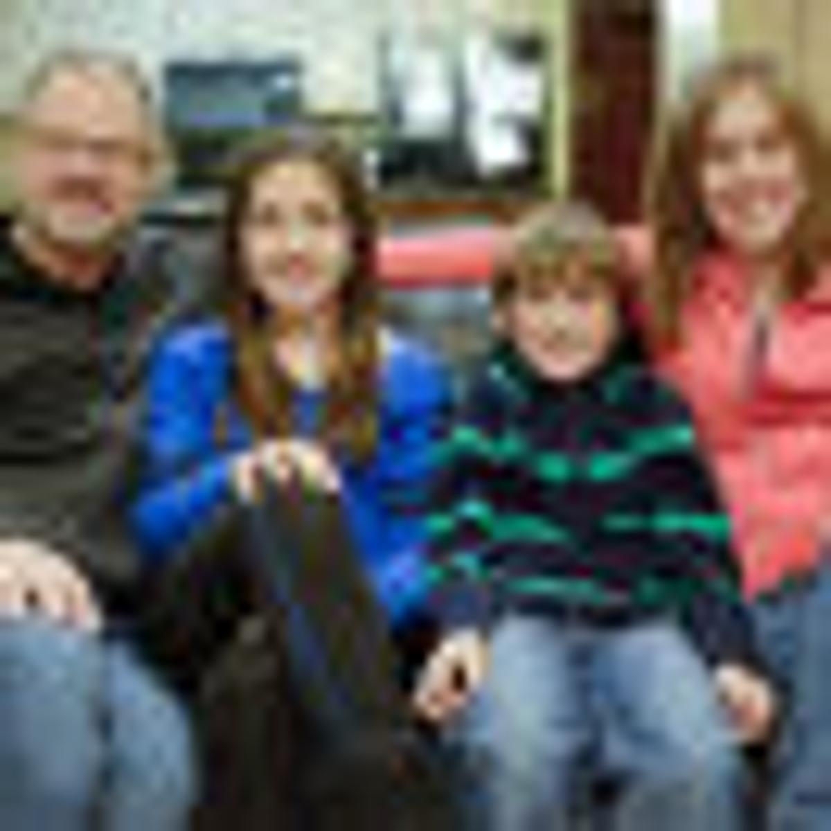 Mason City man who beat cancer thankful for family | Mason