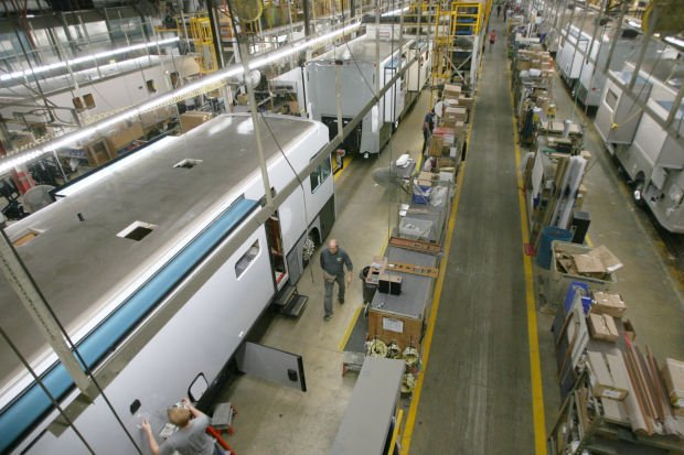 Officials: 175 new jobs at Forest City plant a sign