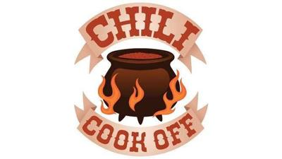 Chili cook-off graphic