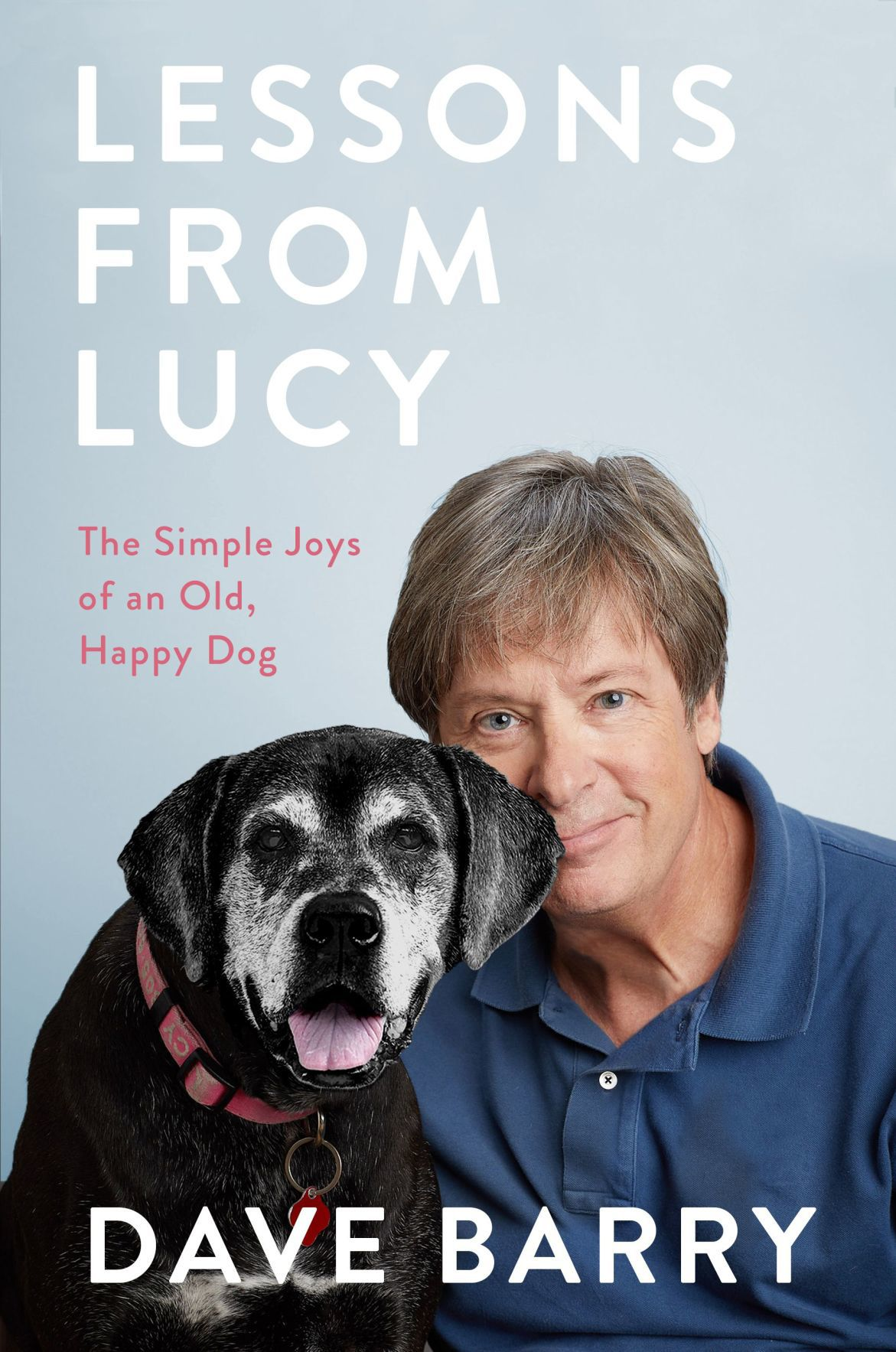Lessons from Lucy book cover