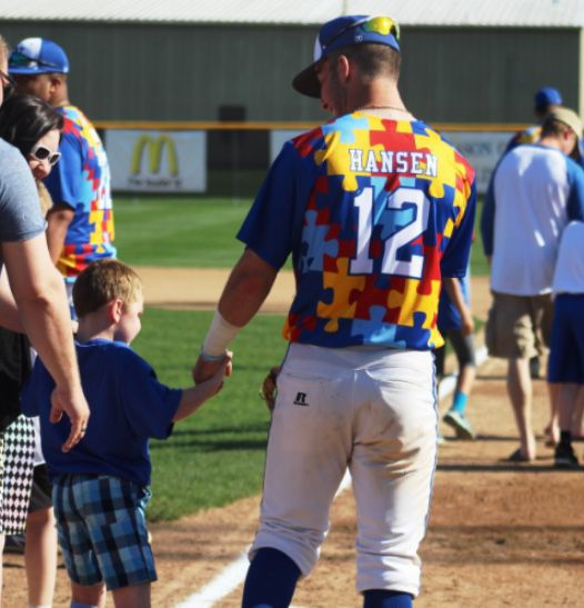 Autism Awareness game May 7